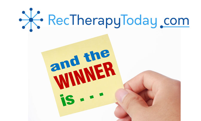 Are You The Amazon Gift Card Winner Rec Therapy Today