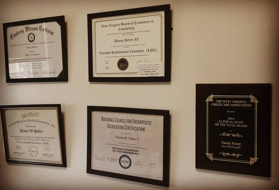 How do you display your credentials? | Rec Therapy Today