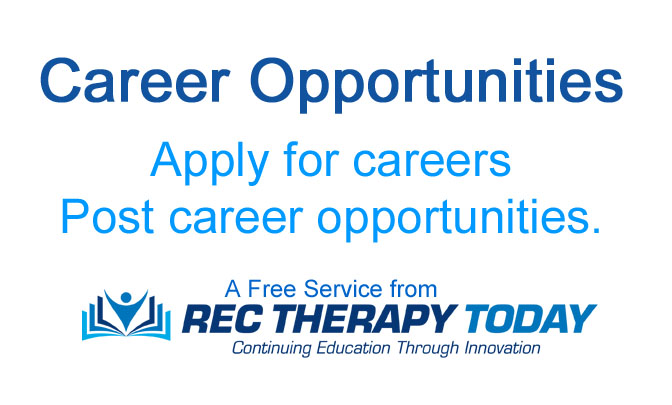 Two (2) new career opportunities: SLC, UT and Indiana