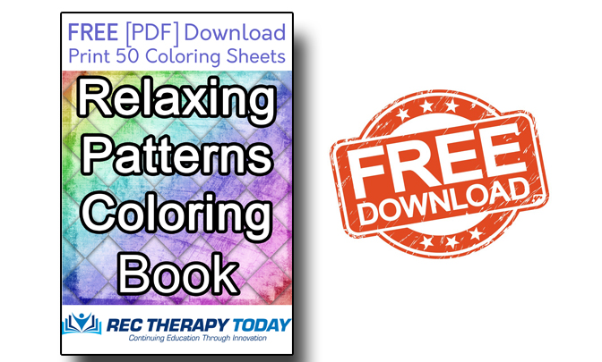 Download a FREE [PDF] Coloring Book [50-pages]