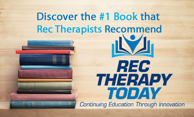 #1 Rec Therapist Recommended Books