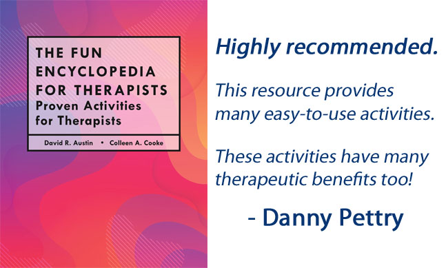Introducing: A comprehensive resource of therapeutic activities and games
