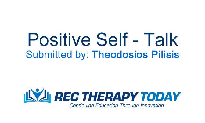 Positive Self-Talk Activity