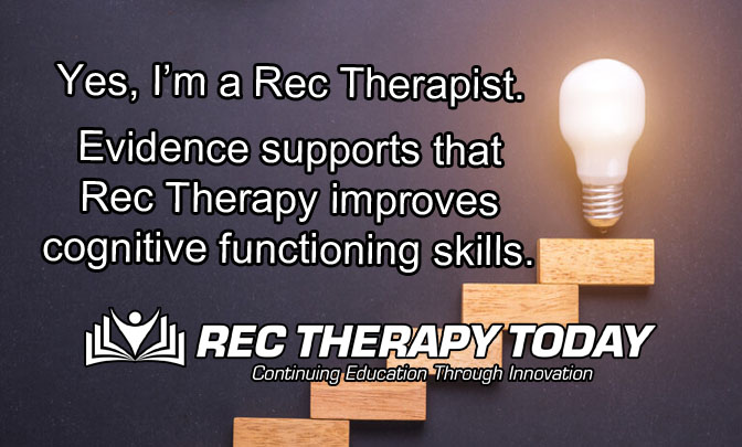 """Friendly request — Please stop sharing a """"Recreational Therapist"""" image that could insult our clients."""