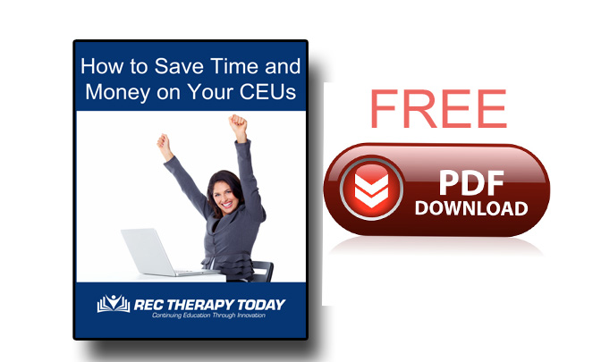 Special Report — How to save time and money on your CEUs