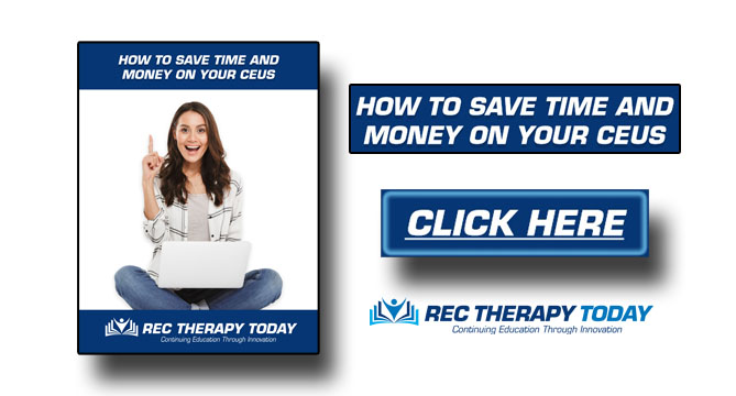 FREE Special Report [PDF] — How to save Time and Money on Your CEUs