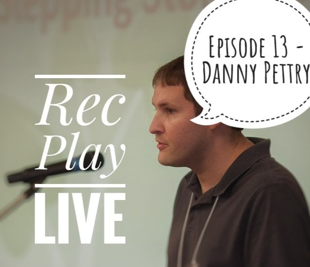 Rec-Play-Live – podcast interview