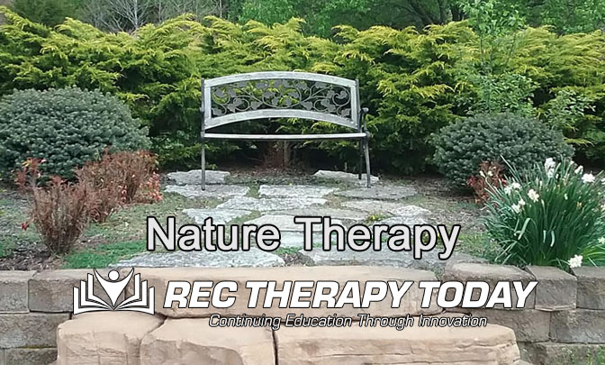 Header image for -- Therapeutic benefits of nature for people of all abilities