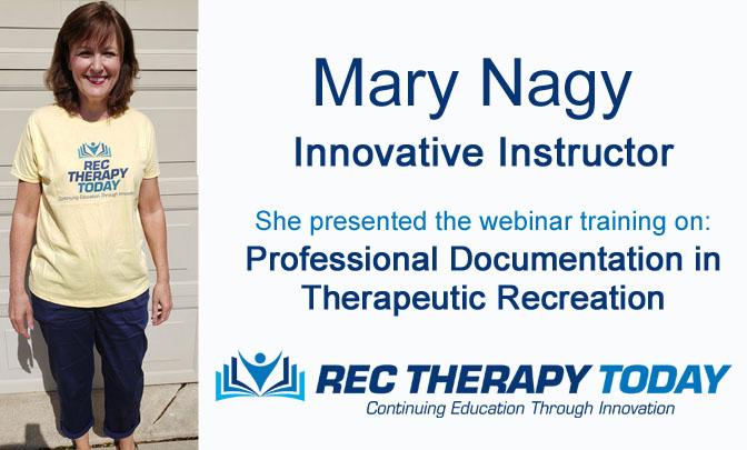 Recreational Therapy CEUs