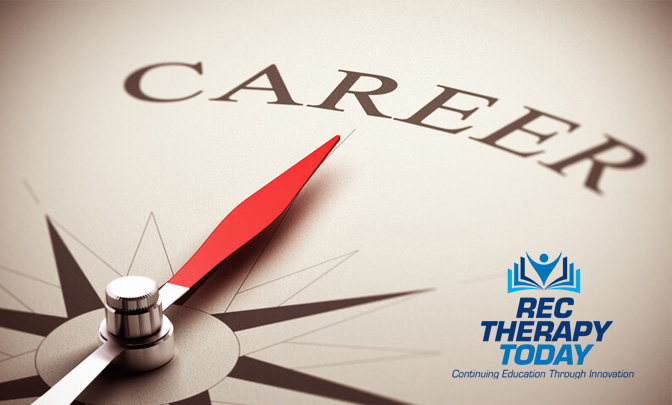 Rec Therapist — Are you working in the right profession? Find out….