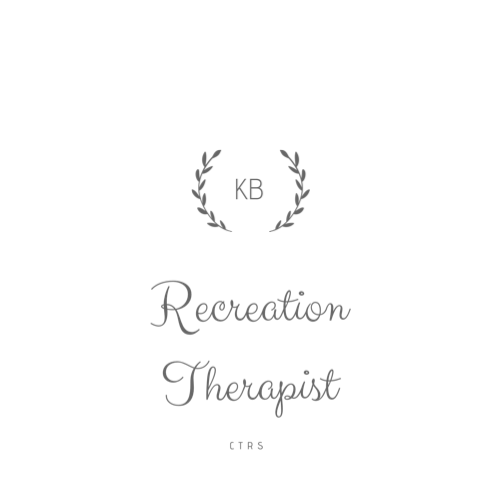 Rec Therapy Today's Spotlight: Kate Bigart, CTRS, creator of The RT Legacy Blog