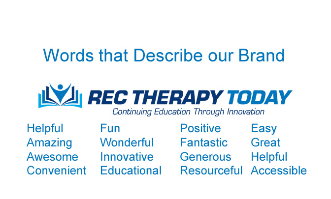 What does Rec Therapy Today stand for