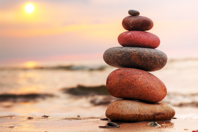 Balance is the key to helping people change