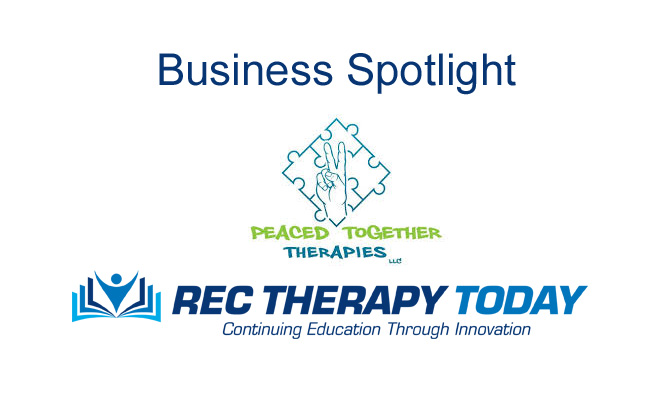 Business Spotlight — Peaced Together Therapies, LLC