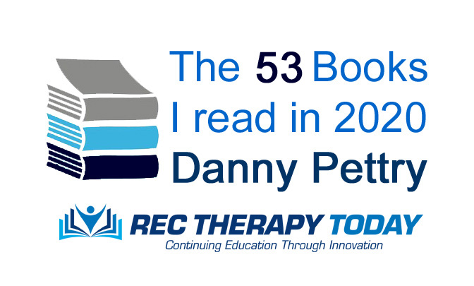 The 53 Books I read in 2020 by Danny Pettry