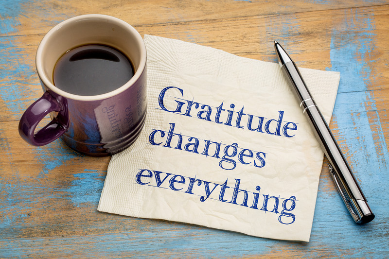 Attitude of Gratitude Can Increase Interpersonal Relationships