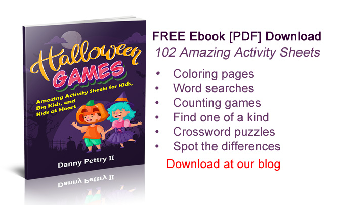 Download FREE [PDF] Halloween Games [ebook] at our blog